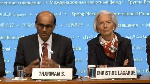 Press Briefing: International Monetary and Financial Committee (IMFC)