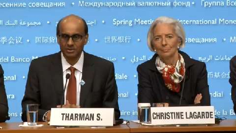 French - Press Briefing: International Monetary and Financial Committee (IMFC)