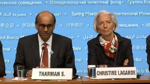 Spanish - Press Briefing: International Monetary and Financial Committee (IMFC)