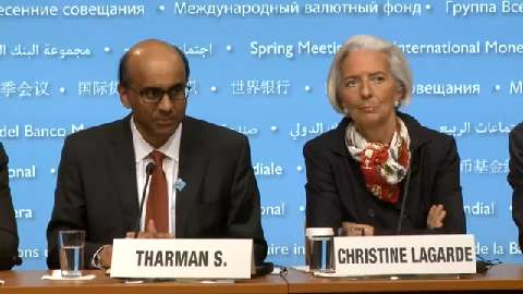 Arabic - Press Briefing: International Monetary and Financial Committee (IMFC)