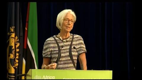 Opening Session: Africa Rising Conference, Mozambique