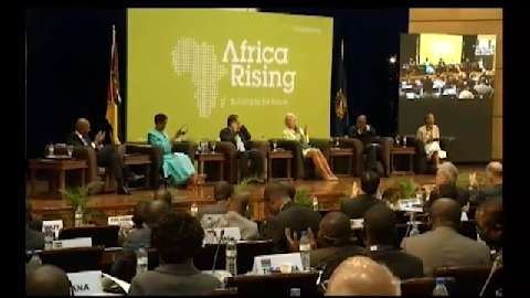 Concluding Roundtable: Next Steps and Joint Action, Africa Rising Conference, Mozambique