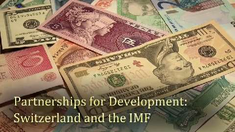 Partnerships for Development: Switzerland and the IMF