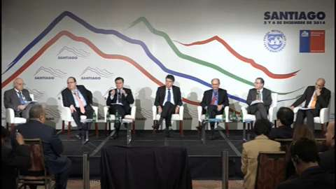 SPANISH: Santiago High-Level Conference - Plenary Session 6: Finance and Growth: Challenges for the Next Decade