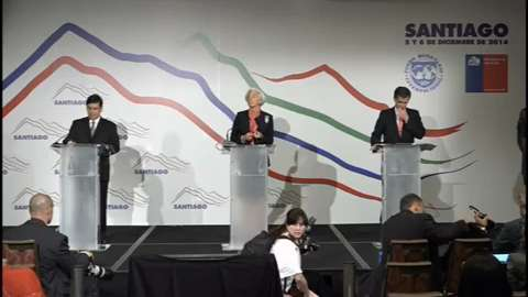 SPANISH: Santiago High-Level Conference - Press Conference