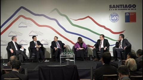 Santiago High-Level Conference - Plenary Session 2: Dealing with Risks to Protect Growth