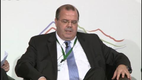PORTUGUESE: Santiago High-Level Conference - Plenary Session 3: Transitioning to Less Friendly Global Monetary Conditions