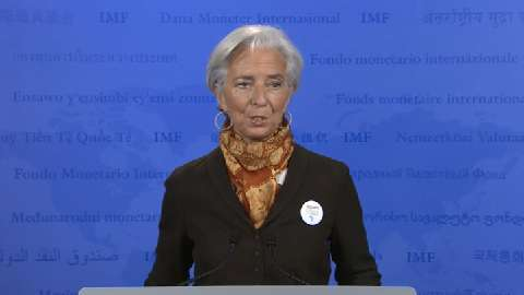 Statement by IMF Managing Director Christine Lagarde on the Catastrophe Containment and Relief Trust