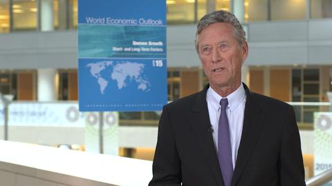 Four Factors Shaping the Global Economy