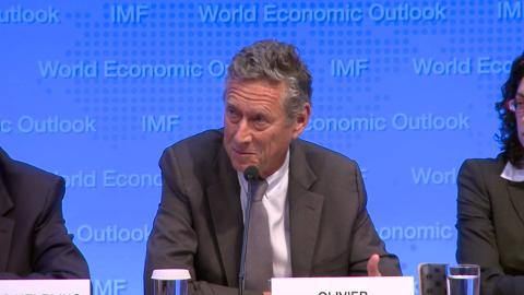 Press Briefing: World Economic Outlook