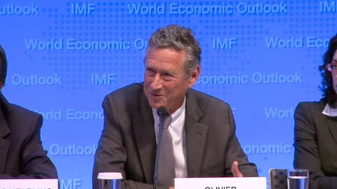 CHINESE: Press Briefing: World Economic Outlook