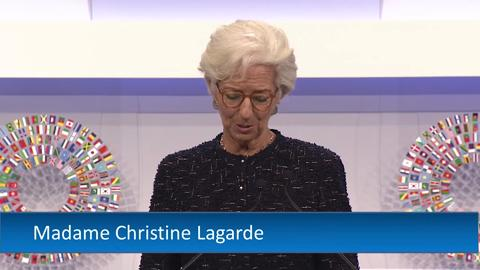 IMF Managing Director Speech at the 2015 Annual Meetings Plenary Session