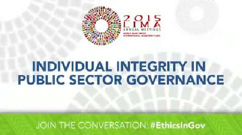 Individual Integrity in Public Sector Governance