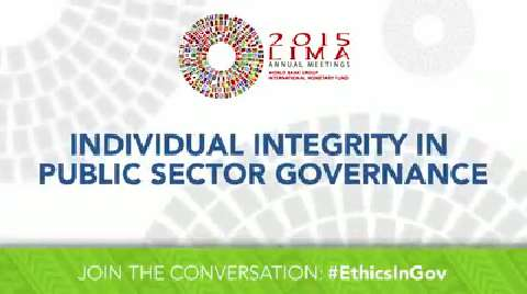 PORTUGUESE: Individual Integrity in Public Sector Governance