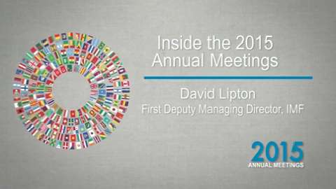 Inside the 2015 Annual Meetings