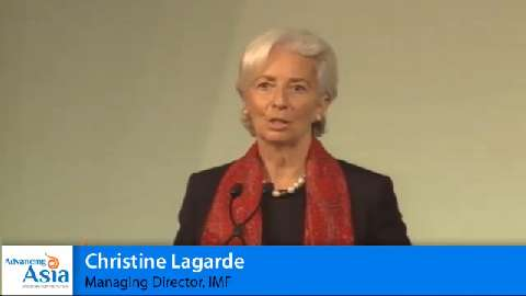 Closing Remarks: H.E. Arun Jaitley and Christine Lagarde