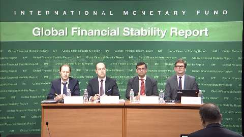 Press Briefing: Global Financial Stability Report Analytical Chapters