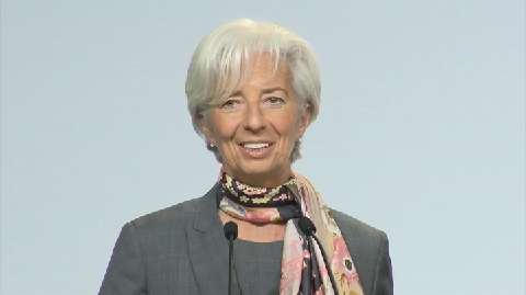 """Decisive Action to Secure Durable Growth"" Lecture by Managing Director Christine Lagarde"