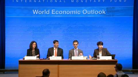 Press Briefing: World Economic Outlook, April 2016