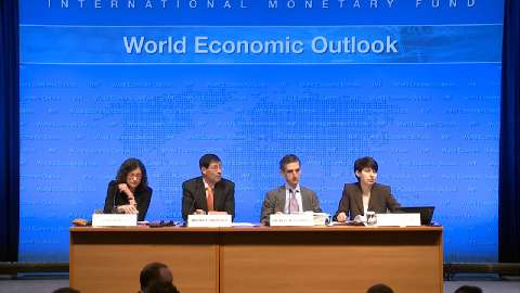 FRENCH: Press Briefing: World Economic Outlook, April 2016