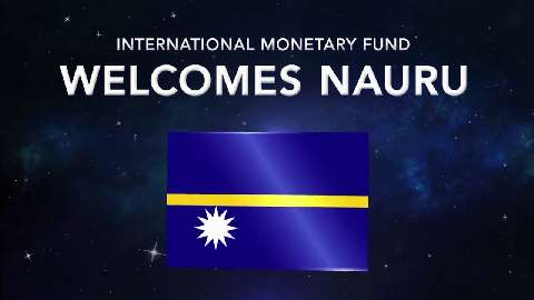 Nauru Joins the IMF as 189th Member