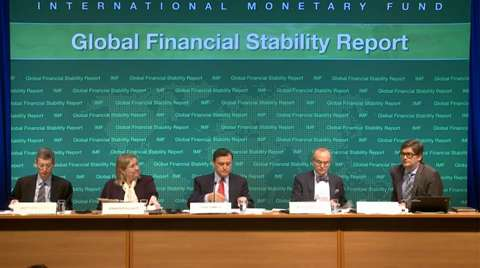 Press Briefing: Global Financial Stability Report (GFSR)