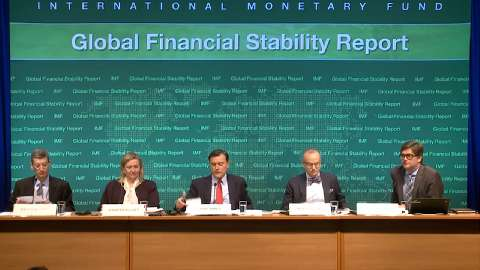 SPANISH: Press Briefing: Global Financial Stability Report (GFSR)