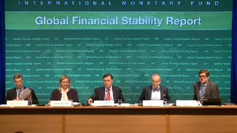 FRENCH: Press Briefing: Global Financial Stability Report (GFSR)