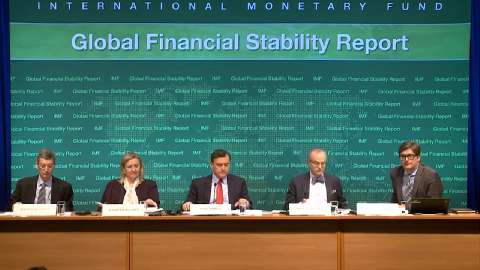 CHINESE: Press Briefing: Global Financial Stability Report (GFSR)