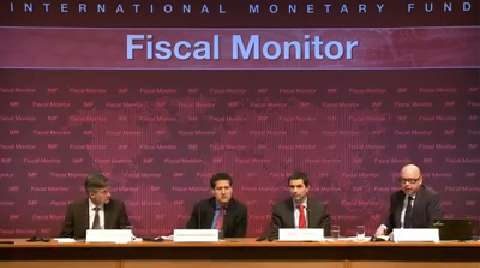 CHINESE: Press Briefing: Fiscal Monitor