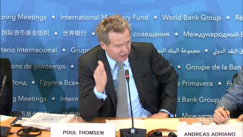 FRENCH: Press Briefing by the European Department