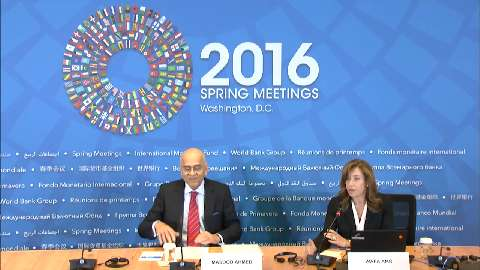 ARABIC: Press Briefing: Middle East and Central Asia Department