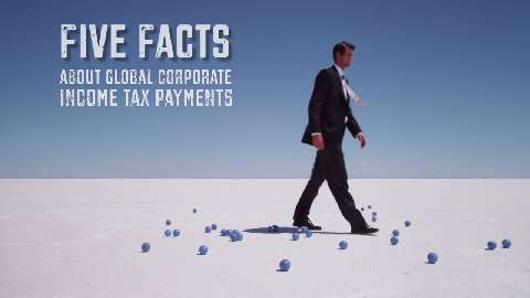 Five Facts About Global Corporate Income Tax Payments