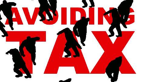 Avoiding Tax
