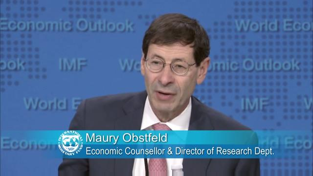 Press Briefing: World Economic Outlook, July 2016