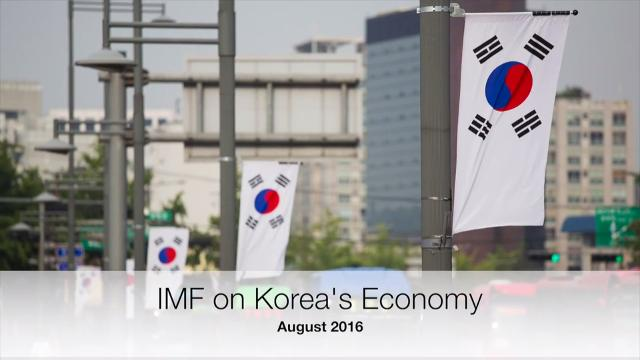 2016 IMF on Korea's Economy