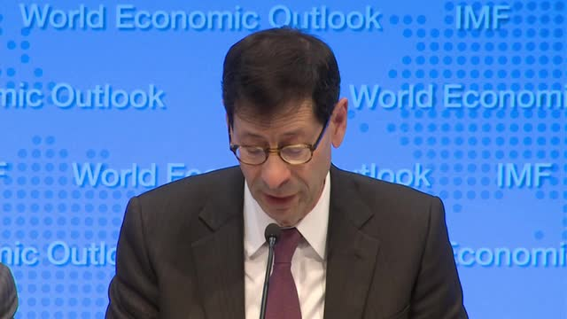 ARABIC: World Economic Outlook Press Briefing