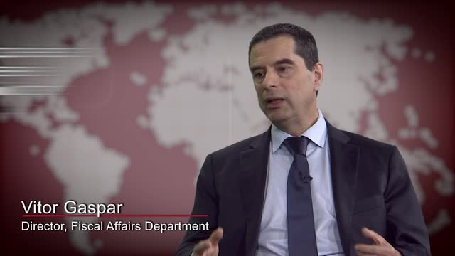 Fiscal Monitor Interview with Vitor Gaspar. Debt: Use it Wisely
