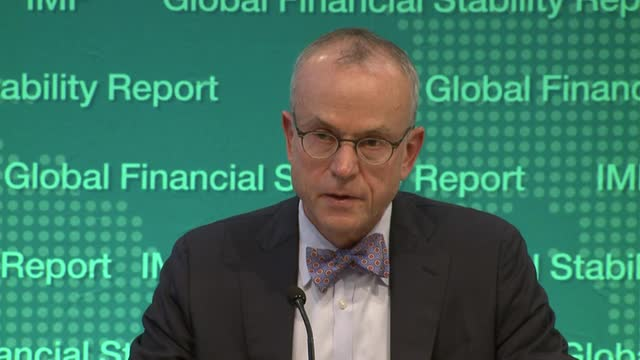 ARABIC: Press Briefing: Global Financial Stability Report