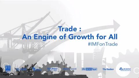 Making Trade an Engine of Growth for All