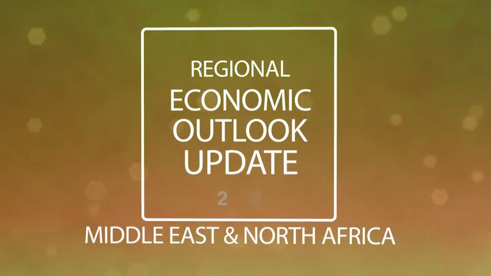 Regional Economic Outlook for the Middle East and North Africa; October 2016