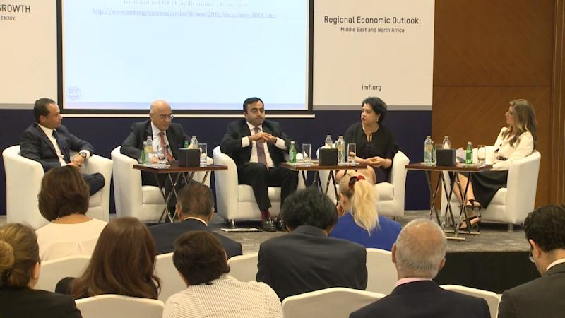 Middle East, North Africa, Afghanistan and Pakistan Regional Economic Outlook