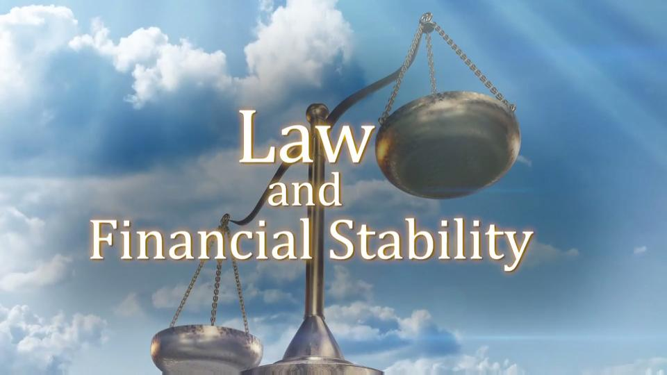 Law and Financial Stability