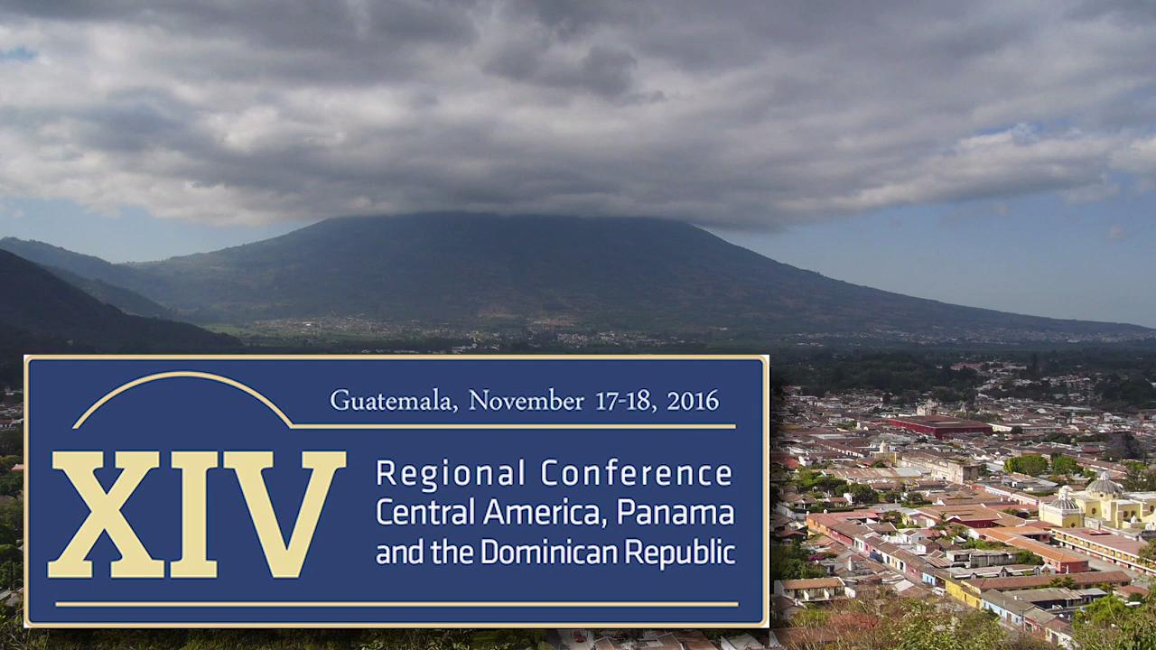 Interview with Alejandro Werner, IMF's director for the Western Hemisphere department, On XIV Central American conference.
