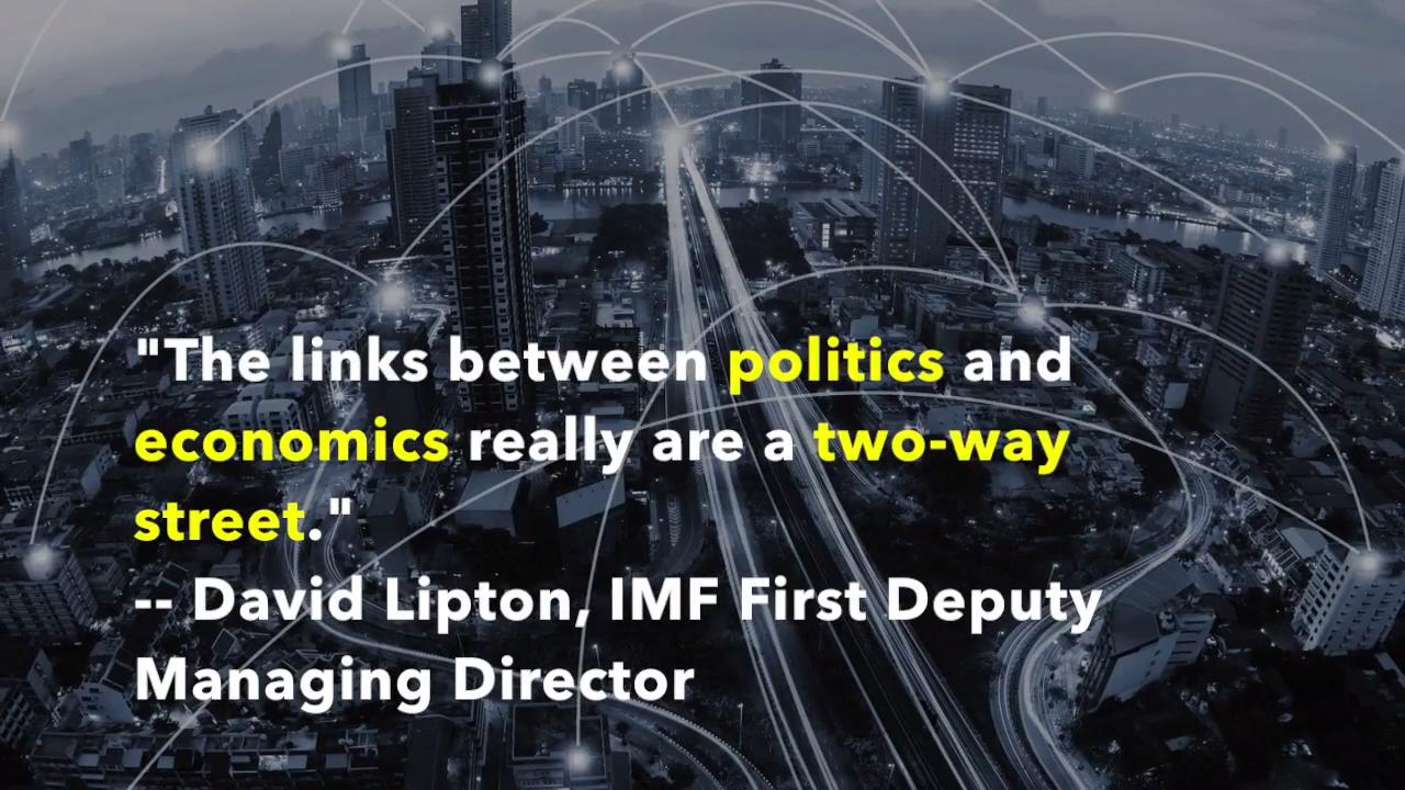 David Lipton on the Shifting Global Economic and Political Landscape