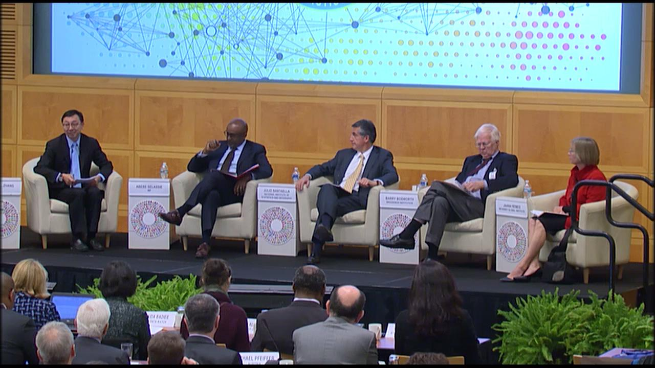 IMF Fourth Statistical Forum Roundtable Discussion
