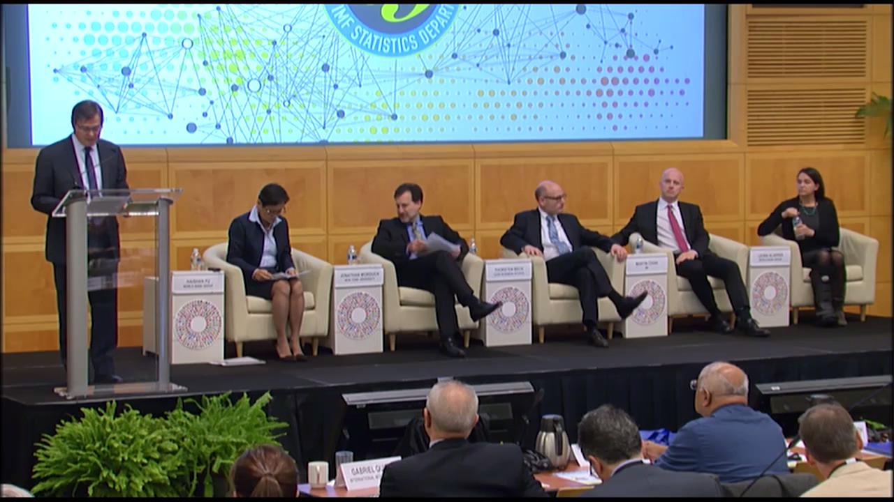 IMF Fourth Statistical Forum Session I