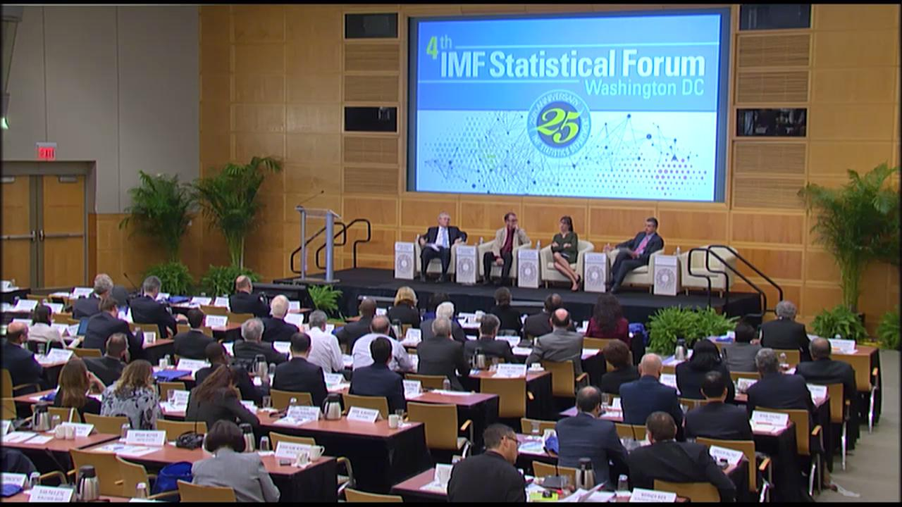 IMF Fourth Statistical Forum Session III Emerging Data Demands