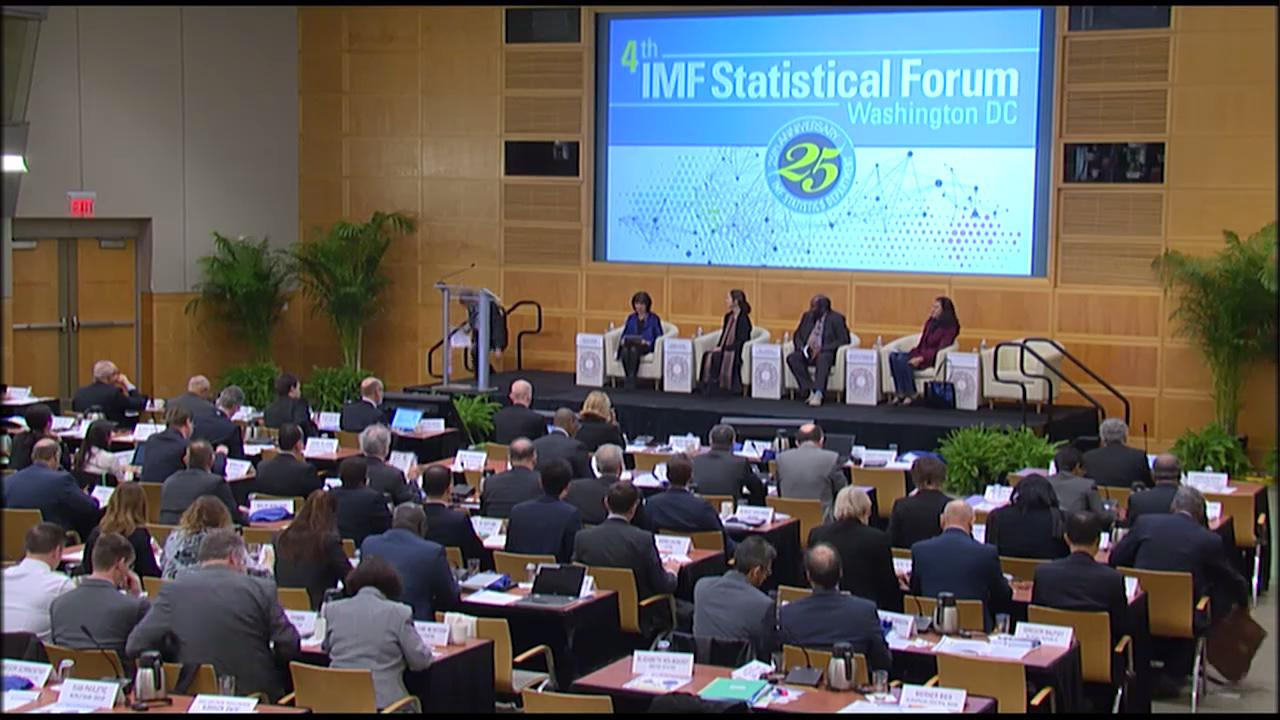 IMF Fourth Statistical Forum Session II