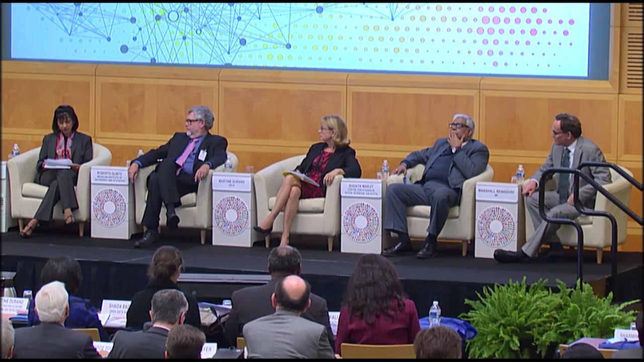 IMF Fourth Statistical Forum Session III: Activity Outside the Boundary